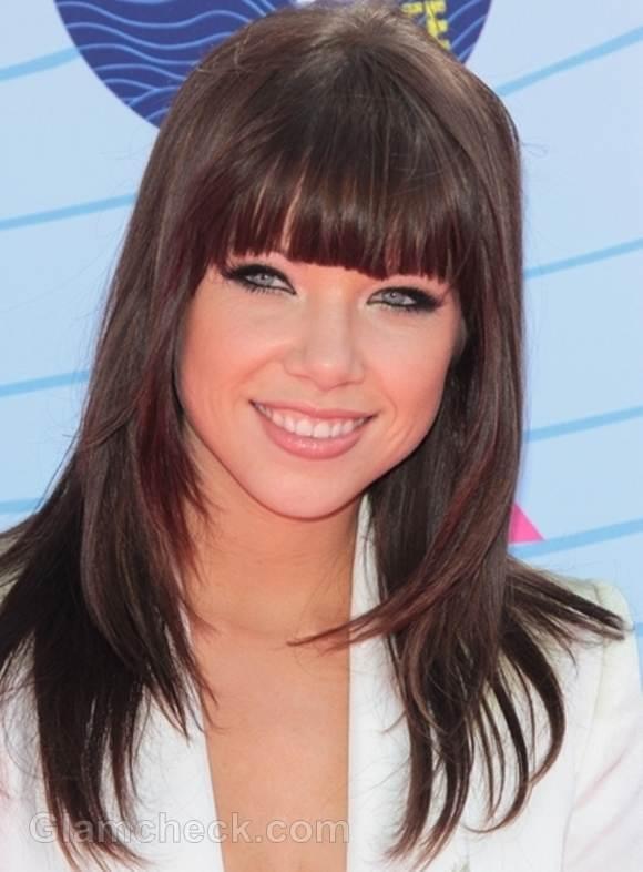 Rocking Celeb Hairstyles At 2012 Teen Choice Awards