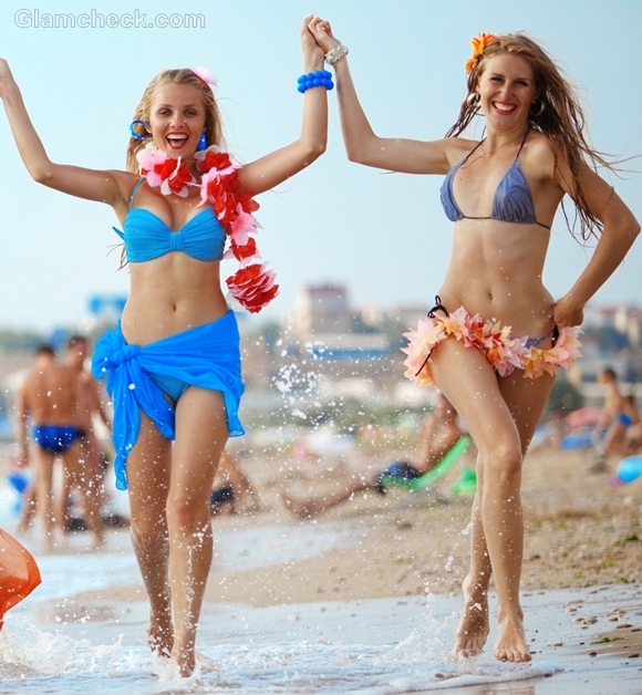 How To Dress For A Beach Party Clothing Options