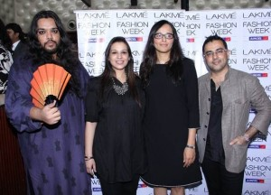 Highlights of Lakme Fashion Week Winter/Festive 2012