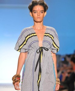 Style Pick of The Day: Stripe Beach Kaftan
