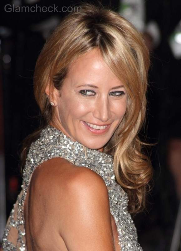 Victoria Hervey hairstyle