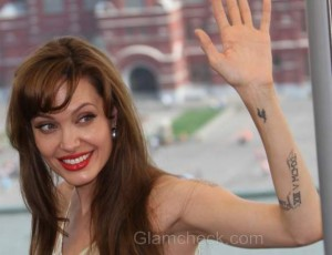 angelina jolie arm tattoos meanings-2