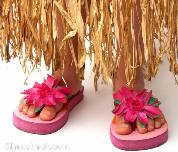 hawaiian footwear