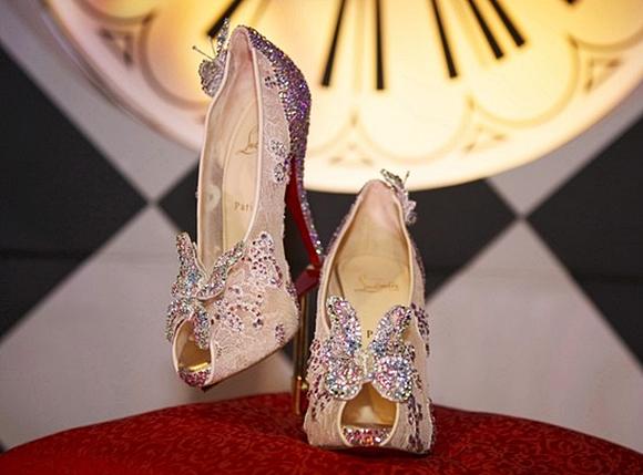 louboutin-cinderella shoes