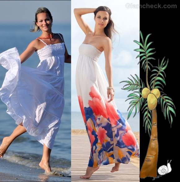 Maxi Dress Beach Party