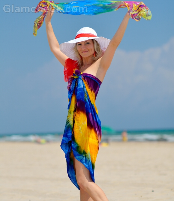 sarongs for beach party