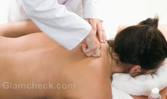 Health benefits of body massage