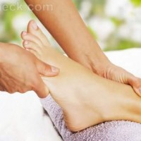 Health benefits of feet massage