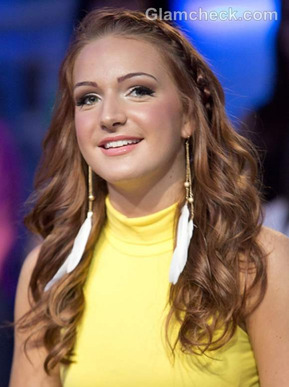 Feather Earrings Victoria Duffield