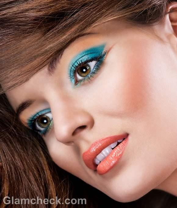 tropical makeup look-1