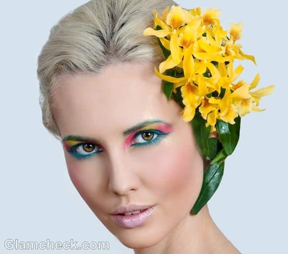 tropical makeup looks-2