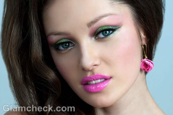 tropical makeup looks-3