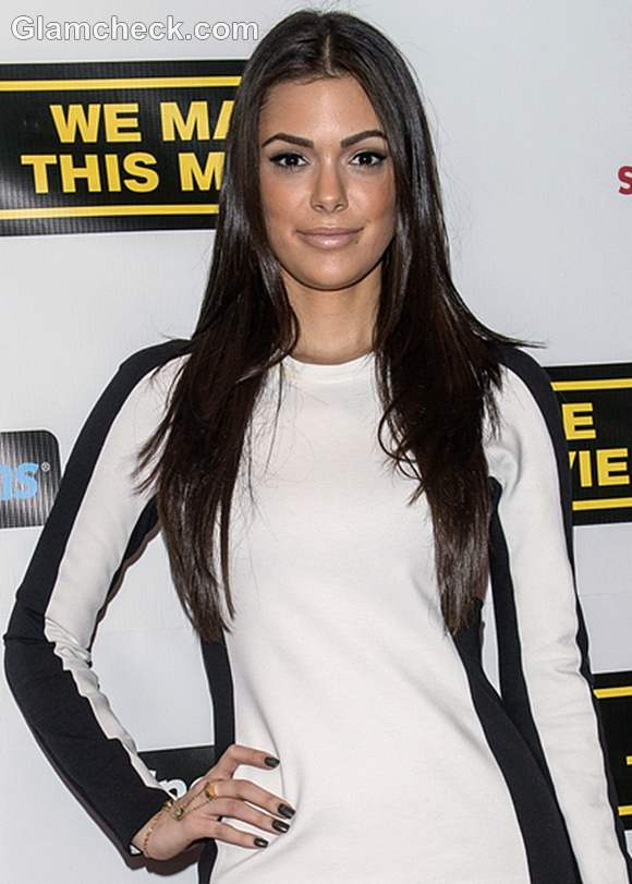 Anabelle Acosta hairstyle makeup