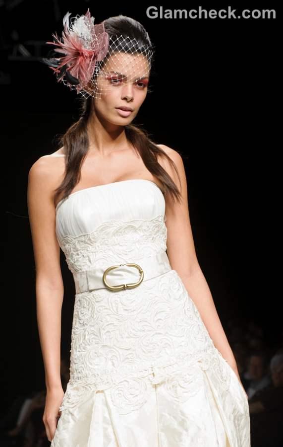 Bridal 2013  immaculada garcia Modern Romantic Collection