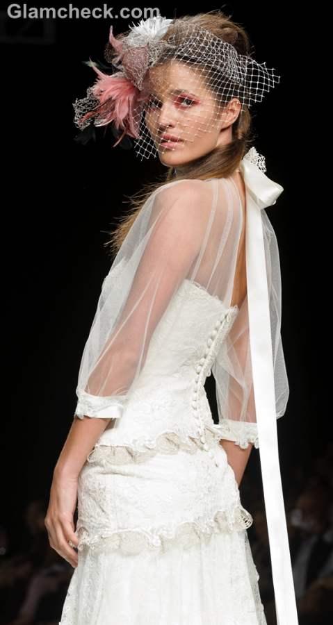 Bridal trends 2013  immaculada garcia