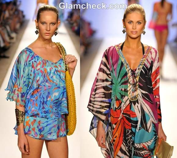 Caffe swimwear collection s-s 2013 beach cover ups