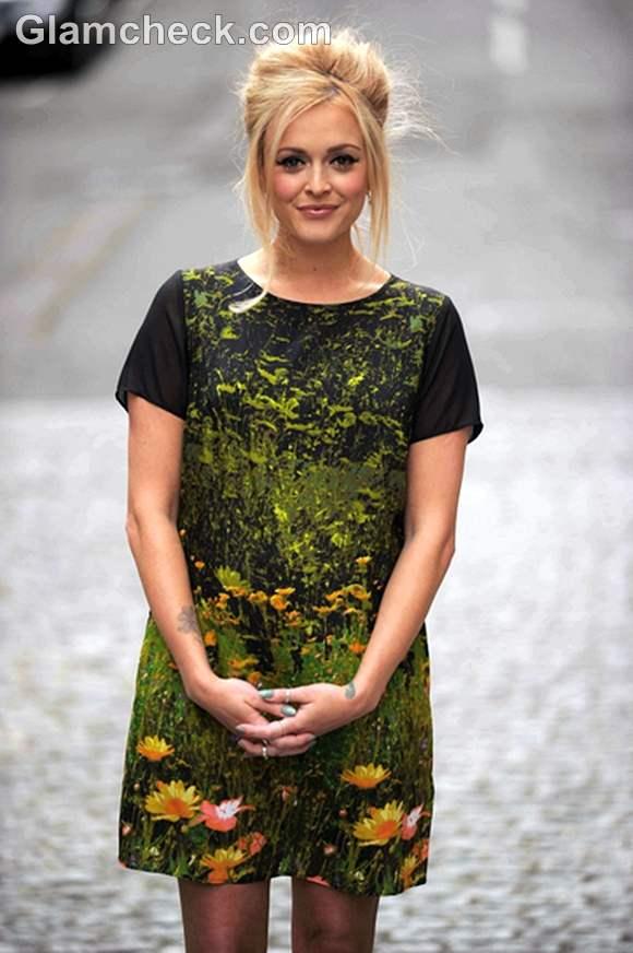 Fearne Cotton Fashion Show 2012