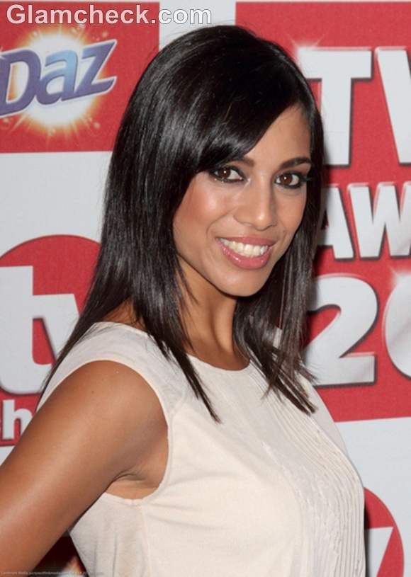 Fiona Wade hairstyle