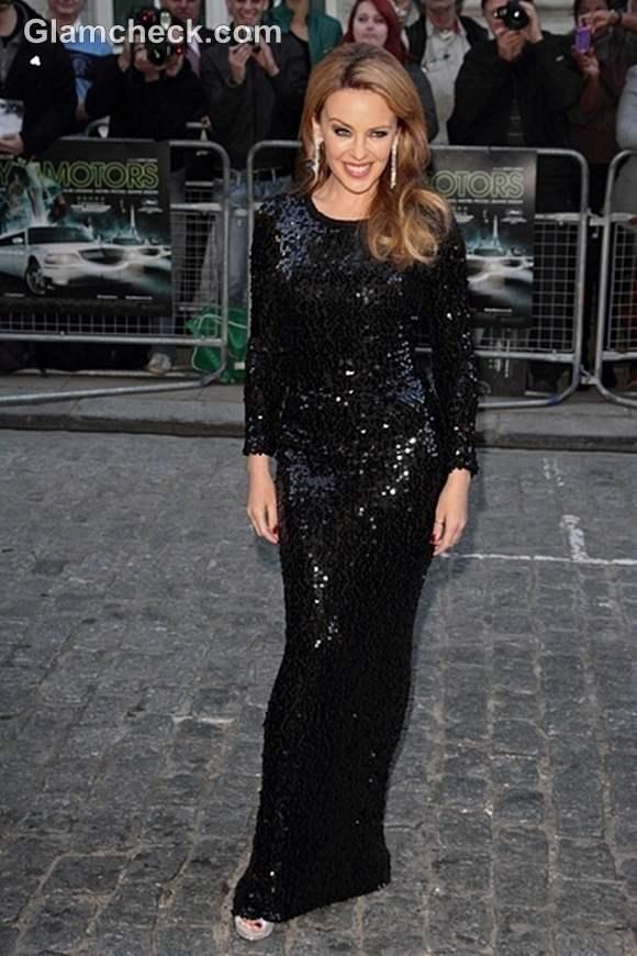 Kylie Minogue Holy Motors UK Premiere