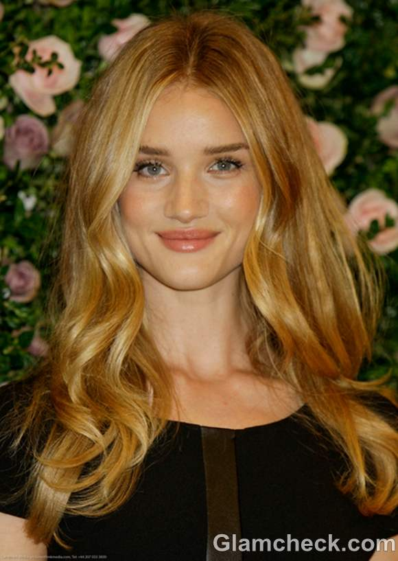 Rosie Huntington-Whiteley Launches Her Own Lingerie Collection