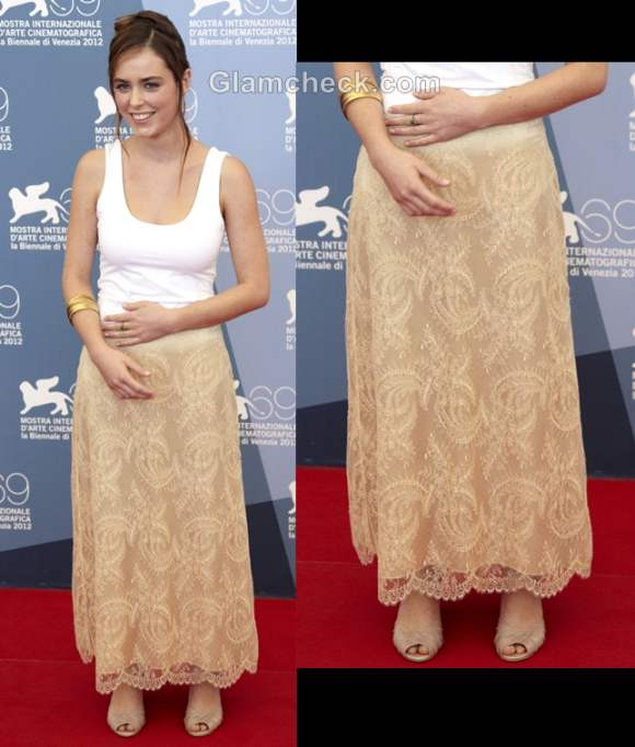 Style  wearing long skirts Hadas Yaron