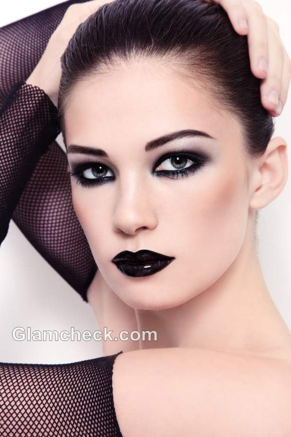 Gothic Makeup Looks