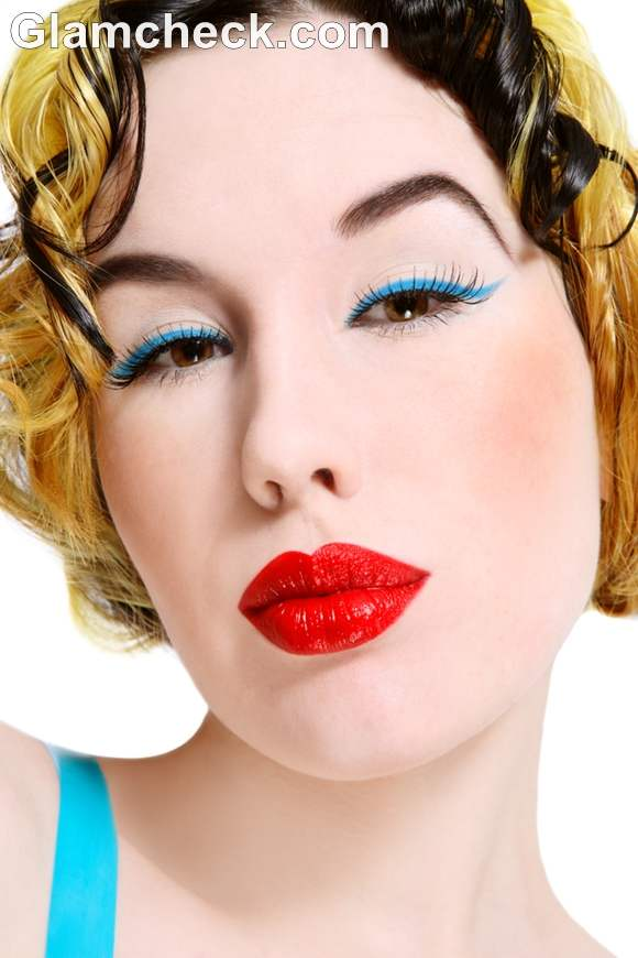 makeup and hair style retro hairstyles and makeup looks how to 5269