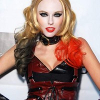 Alyssa Campanella Annual Insane Asylum Halloween Party 2012