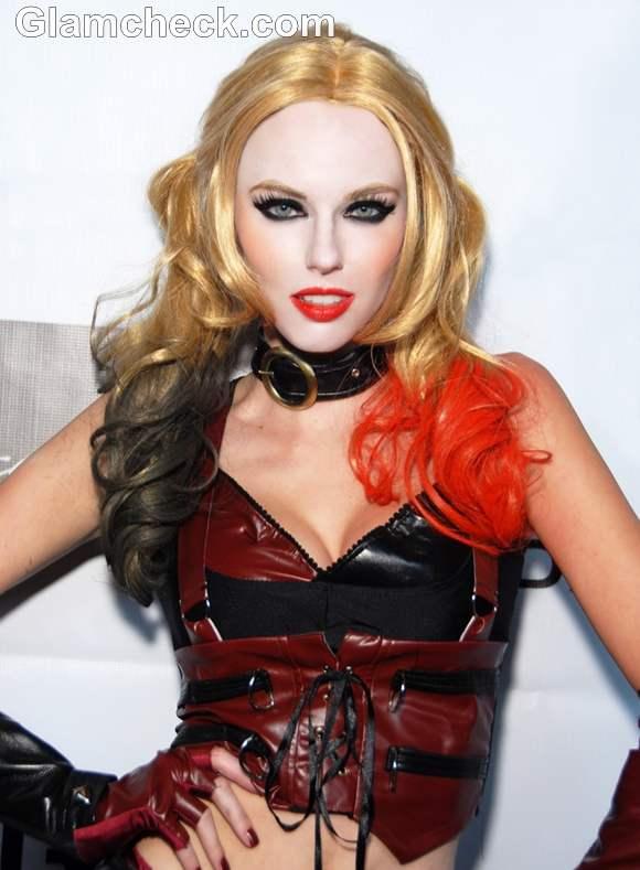 Celebs Get their Zany on at Annual Insane Asylum Halloween Party 2012