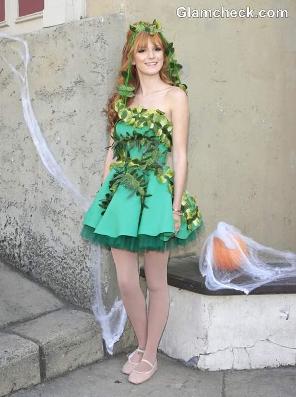 Bella Thorne halloween costume 2012