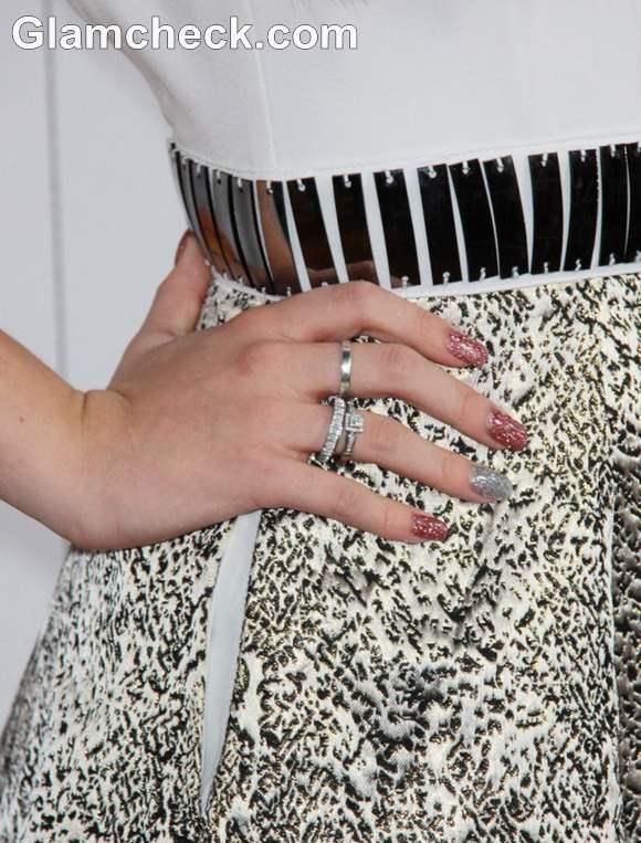 Bella Thorne rings
