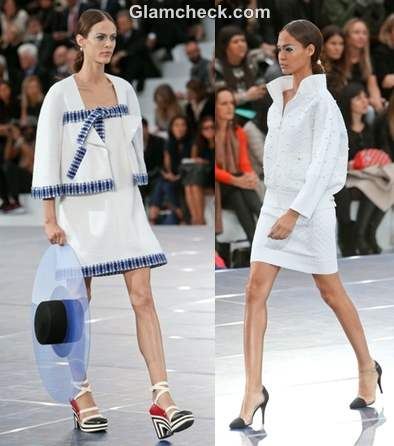 Chanel S-S 2013 Paris Fashion Week-2