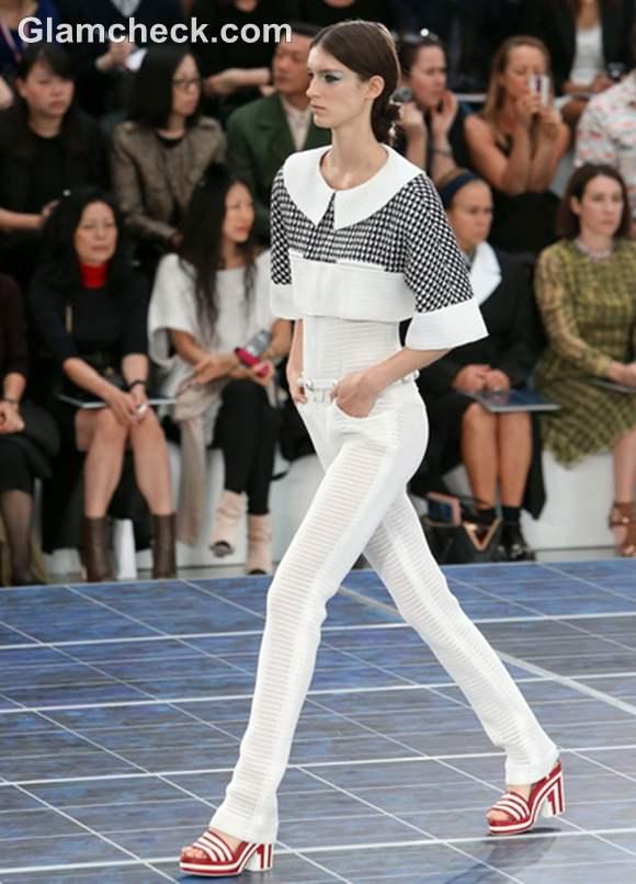 Chanel S-S 2013 Paris Fashion Week