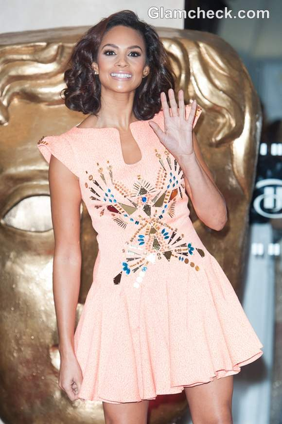 Alesha Dixon 2012 British Academy Childrens Awards