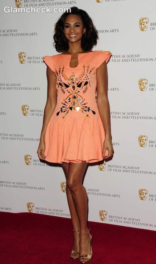 Alesha Dixon at British Academy Childrens Awards 2012