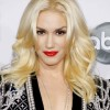 Gwen Stefani Hair and Makeup at AMAs 2012