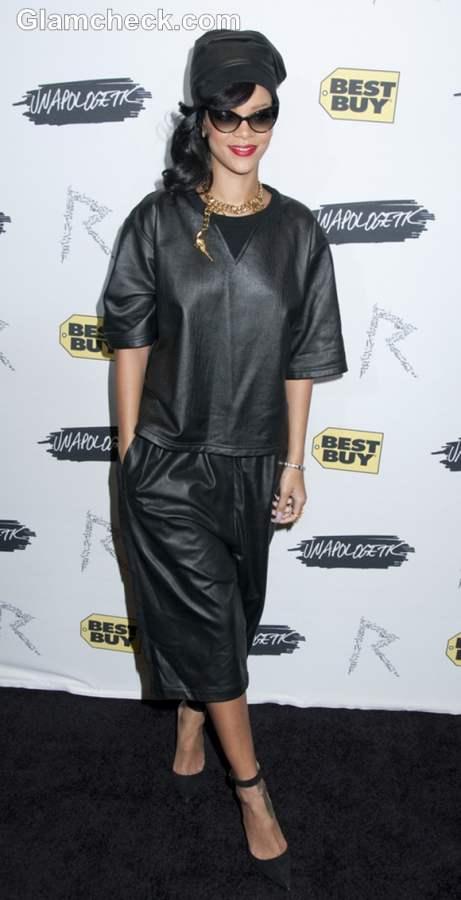 Rihanna 2012 Unapologetic Album Launch