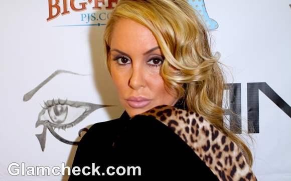Robin Arcuri Glam Makeup