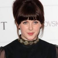 Alexandra Roach Voluminous Hair at Moet Film Awards 2012