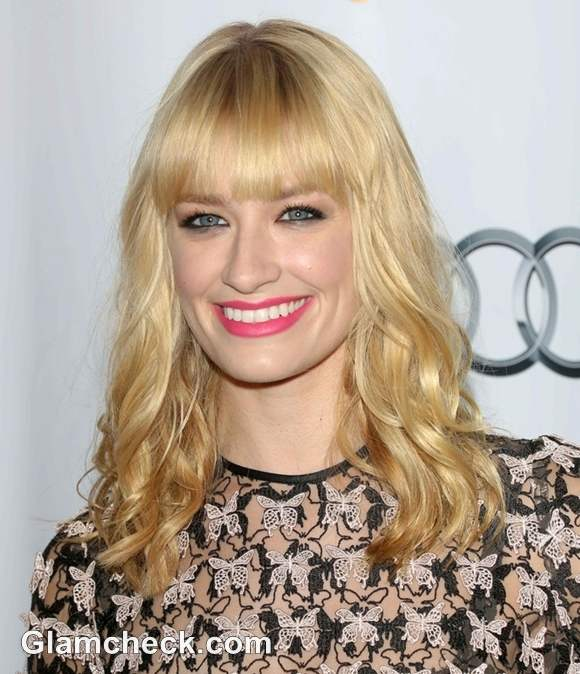 Beth Behrs Hairstyle at Trevor Projects 2012 Trevor Live