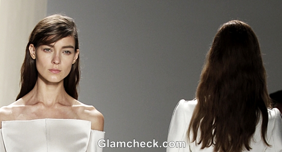 Hairstyle How To Spring Summer 2013 Side-Swept Look