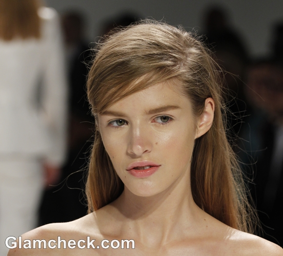 Hairstyle How To Spring Summer 2013 Side-Swept