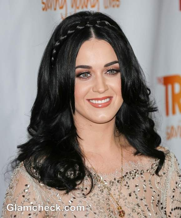 Katy Perry Hairstyle at Trevor Projects 2012 Trevor Live
