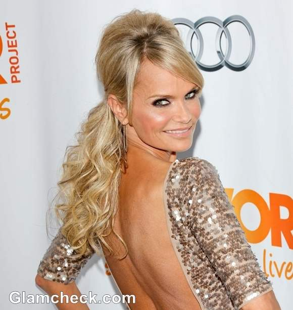 Kristin Chenoweth Hairstyle at Trevor Projects 2012 Trevor Live