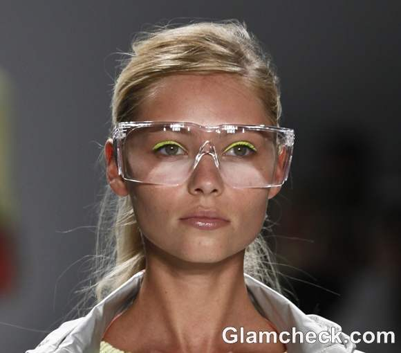 oversized eyeglass frames milly collection s s 2013