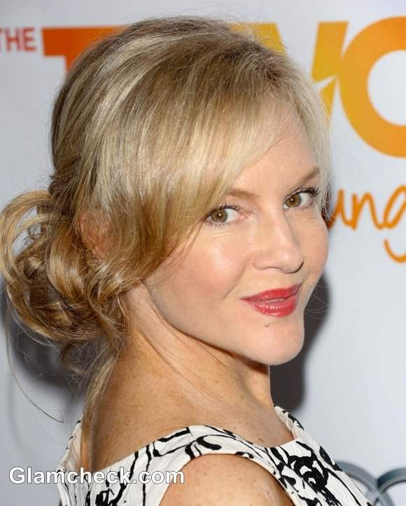 Rachael Harris Hairstyle at Trevor Projects 2012 Trevor Live