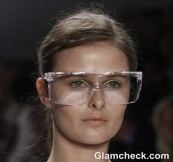 Style Pick Oversized Eyeglass Frames Milly Collection S-S 2013