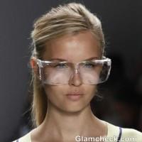 Style Pick Oversized Eyeglass Frames Milly S-S 2013