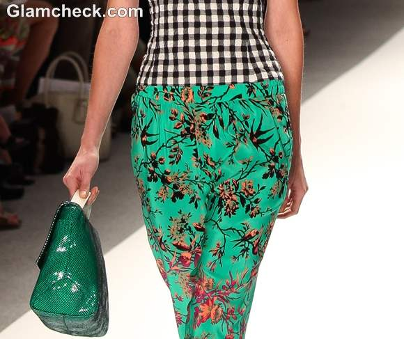 Style Pick Trousers by Nanette Lepore S-S 2013