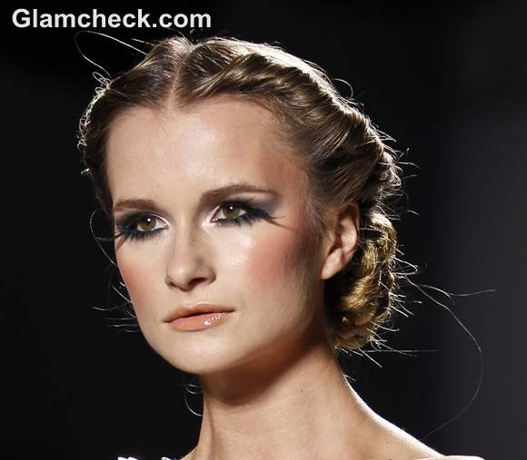 Venexiana Spring-Summer 2013 High Impact lashes with Opulent hair